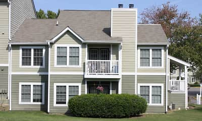 Building, Steeplechase Apartments, 2