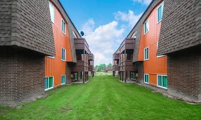 Building, Chalet Apartments, 0