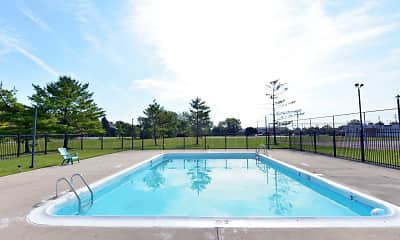 Pool, Belle Meadows Suites, 1