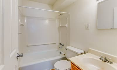 Bathroom, Century Oaks, 2