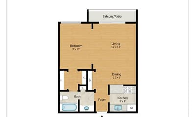 Camille Apartments, 2