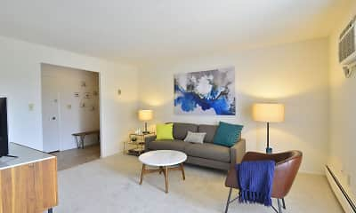 Living Room, Midtown Towers, 0