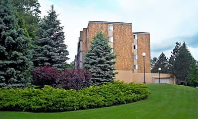 Building, Park Guilderland Apartments, 0