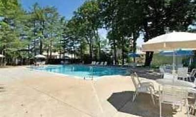 Pool, The Plaza 360, 1