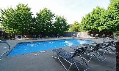 Pool, Canyon Court, 0