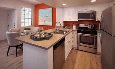Kitchen, Aliso Town Center Apartment Homes, 0