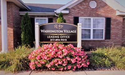 Washington Village Apartments, 1