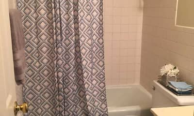 Bathroom, Laura Acres Apartments, 2