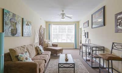 Living Room, Huntsville Place, 1