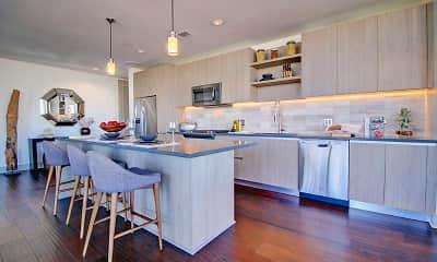 Kitchen, 77030 Luxury Properties, 2