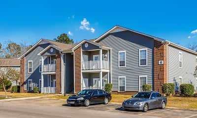 Building, Piedmont Park Apartments, 1