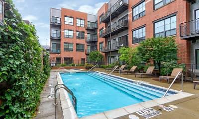 Pool, Lot 24, 1