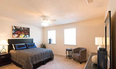 Bedroom, Sandpiper Townhomes, 0