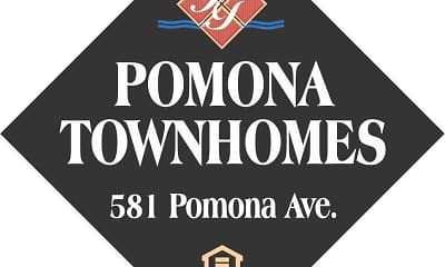 Building, Pomona Townhomes, 0