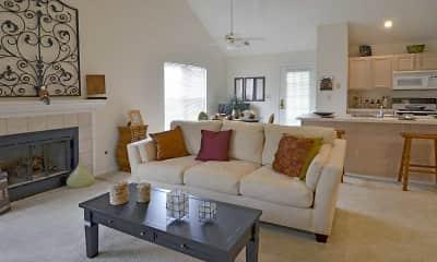 Living Room, Tuttle's Grove, 1
