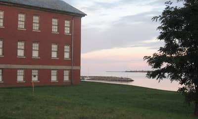 Lake, The Apartments at Madison Barracks, 2