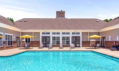 Pool, The Enclave at Pamalee Square, 0