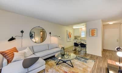 Living Room, Renaissance Park, 1