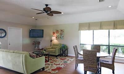Living Room, Windsor Shores, 1