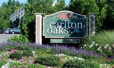 Community Signage, Carlton Oaks, 0