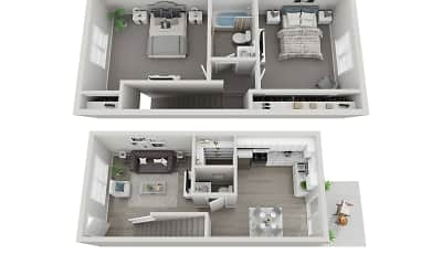 Wynsum Townhomes, 2