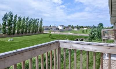 Patio / Deck, Meadows, 2