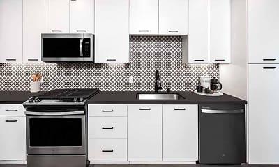 Kitchen, Camden Hillcrest, 1