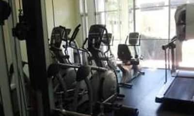 Fitness Weight Room, Senate Plaza, 2