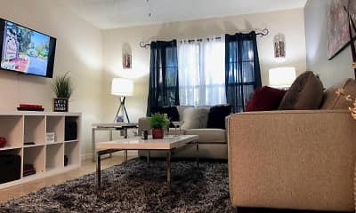 Living Room, Winding Lane, 1