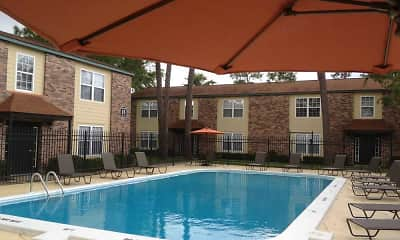 Pool, Azalea Park, 0