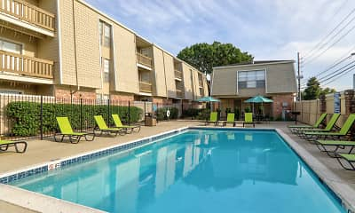 Pool, Golden Key Rental Center, 0