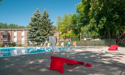 Playground, Forest Park Apartments, 1
