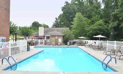 Pool, Princeton Terrace, 2