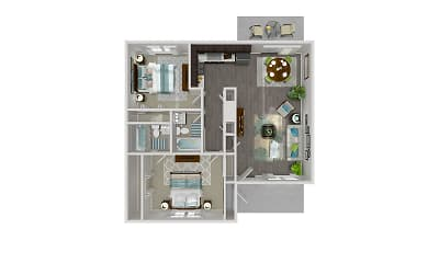 Sandstones Apartments, 2
