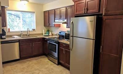 Kitchen, Arbor Hills Apartments, 0