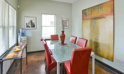 Dining Room, Greenlaw Place, 1