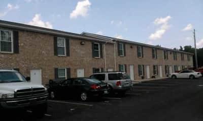 Building, Autovilla Townhomes, 1