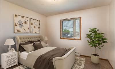 Bedroom, Chester Estates, 1