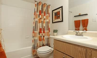 Bathroom, Morgan Park, 2