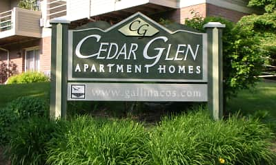 Cedar Glen, 1