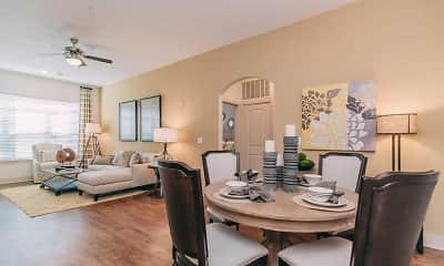 Dining Room, 3343 Memorial, 0