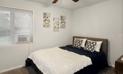 Bedroom, Emerald Apartments, 1