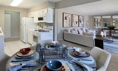 Living Room, Inwood Village, 0