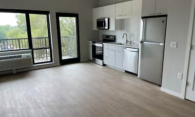 Kitchen, The Pitch, 2