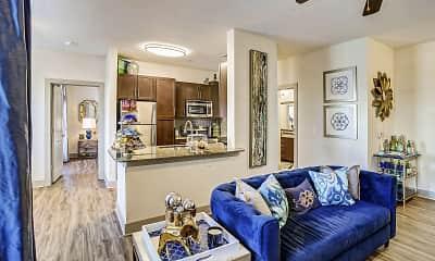 Living Room, Sundance Creek, 1