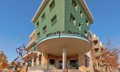 Building, Metropolitan Market Place, 2