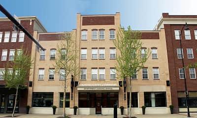 Building, Carson Street Apartments, 0