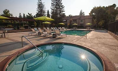 Pool, Rosemont Park, 1
