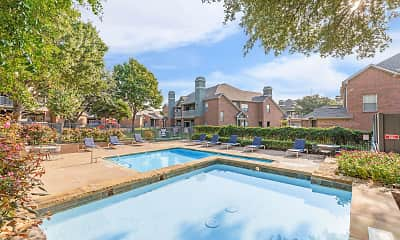 Pool, Villages at Clear Springs, 1