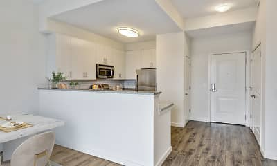Kitchen, 111 Harbor Point, 1